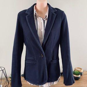 🆕 TOMMY HILFIGER navy blue blazer